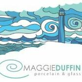 MAGGIE DUFFIN Porcelain & Glass